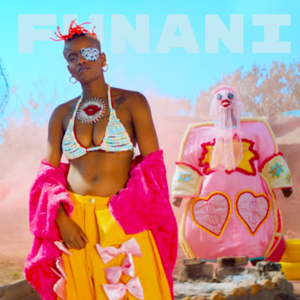 Funani - single cover